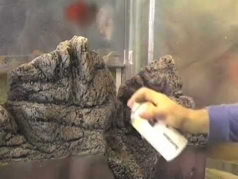Carving and Painting Foam Rocks.mp4 - YouTube