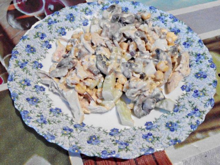 Познавательный портал - Зимний салат