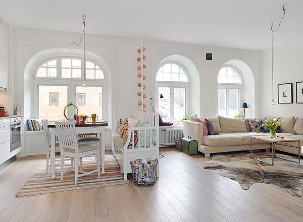 Luce naturale in casa: chi vuole intendere, in TENDA da interni http://www.tentazionedonna.it/chi-vuole-intendere-in-tenda-da-interni/ #design #arredamento #casa #tende
