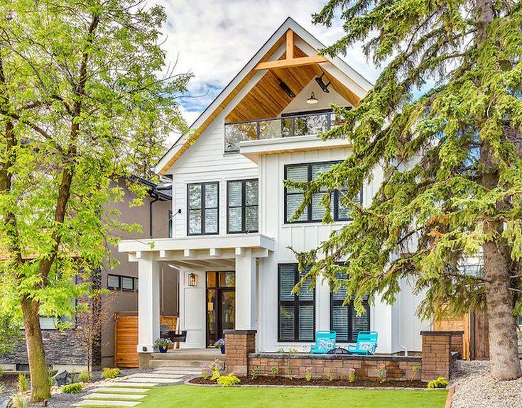 Aesthetic farmhouse exteriors design ideas 47 houses - Homedesignlover com ...