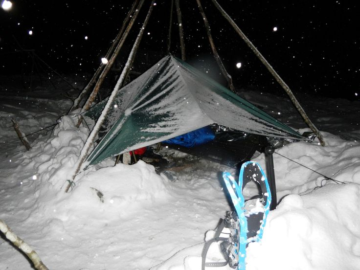Winter Bushcraft Camp