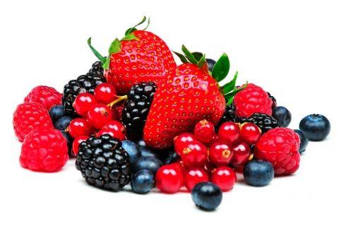 Frutos rojos o del bosque