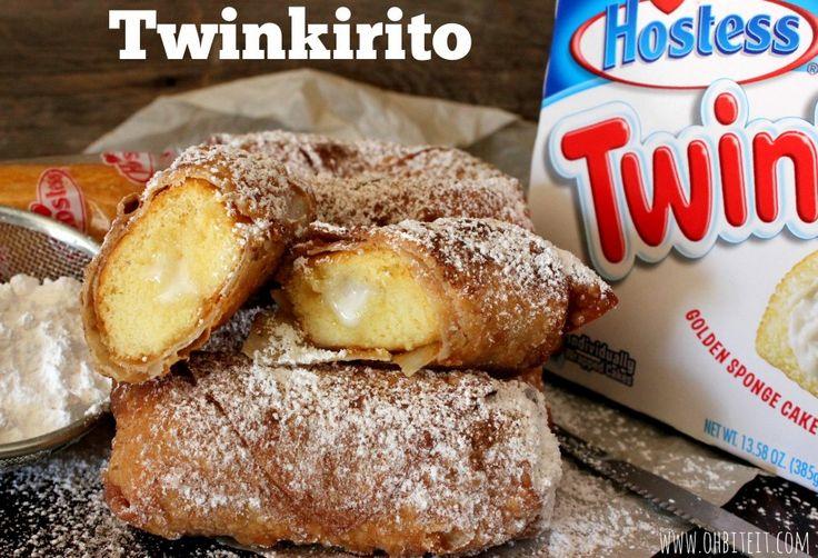 Twinkirito! | Appetizers | Pinterest | Egg rolls, Egg roll ...