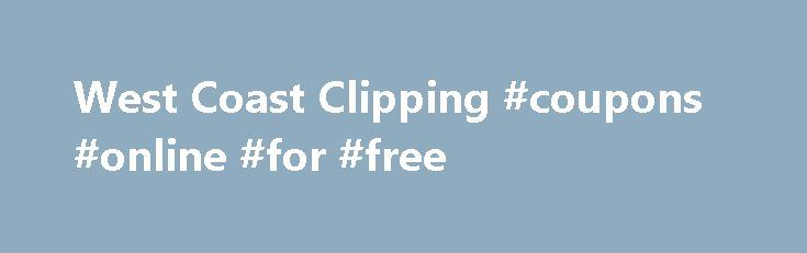 West Coast Clipping #coupons #online #for #free http://coupons.remmont.com/west-coast-clipping-coupons-online-for-free/  #coupon clippers # Aquafresh $.75/1 toothpaste 4.6oz or larger (11/20) Aquafresh $1.00/1 multi action or extreme clean toothpaste 5.6oz or larger (11/20) Axe/Degree Buy 2 axe or degree men deodorant sticks, get 1 axe body spray free up to $5.99 ets (11/5) Colace $2.00/1 capsules, clear soft gels or peri tablets (12/31) Degree Women $1.50/1 ultra clear, clinical protection…