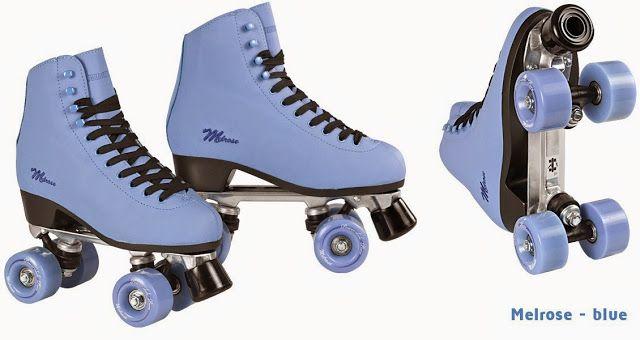 Patinando e Cantando: Nova linha de patins quad/tradicionais da Powerslide - Melrose