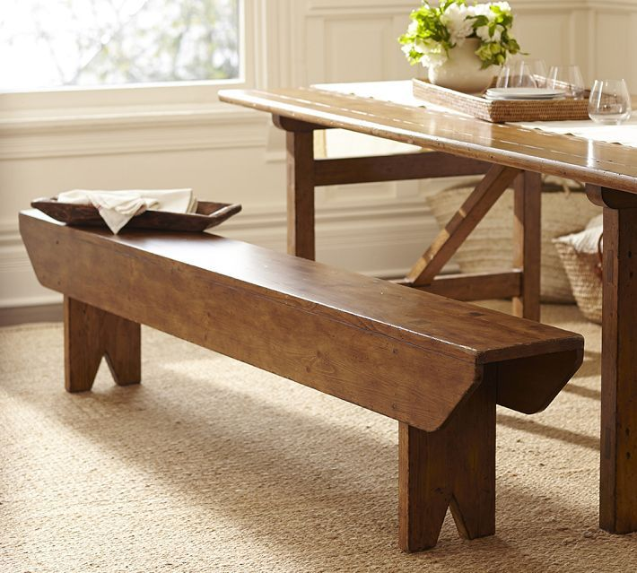 """That's My Letter: """"R"""" is for Rustic Bench"""