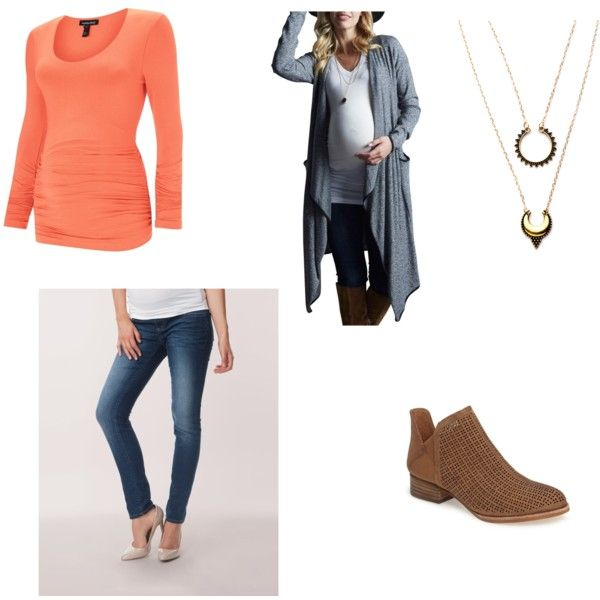 Hispanic Woman 25-35 Pregnant by dcstylefactory on Polyvore featuring Tart,  Isabella Oliver,