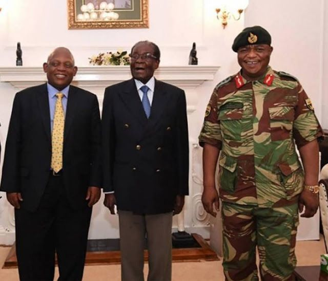FOW 24 NEWS: Zimbabwe's Robert Mugabe To Exile In South Africa ...