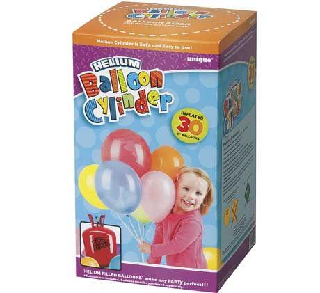 Bouteille hélium grand modèle pour l'anniversaire de votre enfant - Annikids