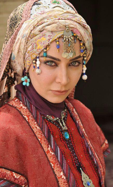 Persian girl 1