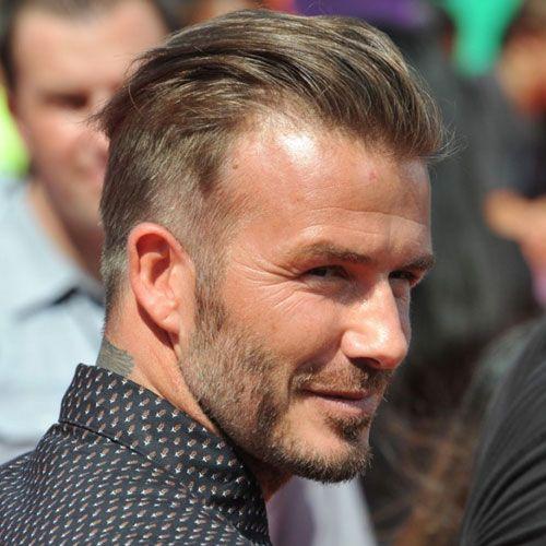 David Beckham Hairstyles Ideas David Beckham Haircut Beckham