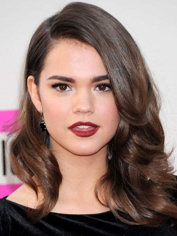 American Music Awards 2013: Maia Mitchell