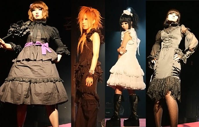 61 Best Images About Japanese Gothic Lolita Punk Fashion Clothing Accessories On Pinterest