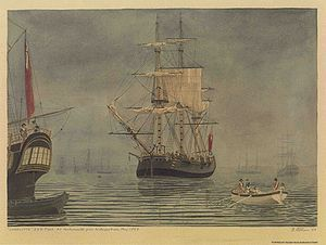 Botany Bay,januari 18,1788.First British ship arrive in Botany Bay.