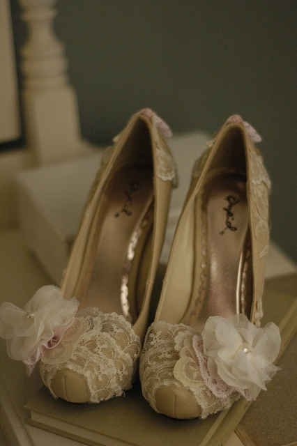 Marie Antoinette Shoes by rachael.k, via Flickr
