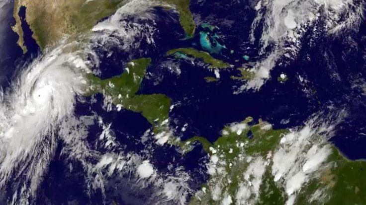 Patricia, el huracán mas poderoso conocido hasta ahora podría atravesar México y llegar a costas de EE UU | AdriBosch's Magazine