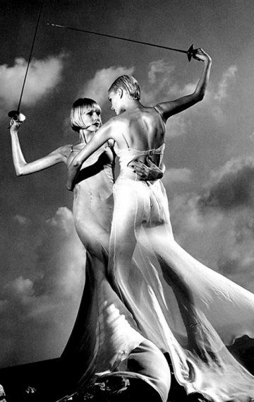 Helmut Newton: Ferocious Beauty -The Guy Just Had a Perfect Sense of Surface