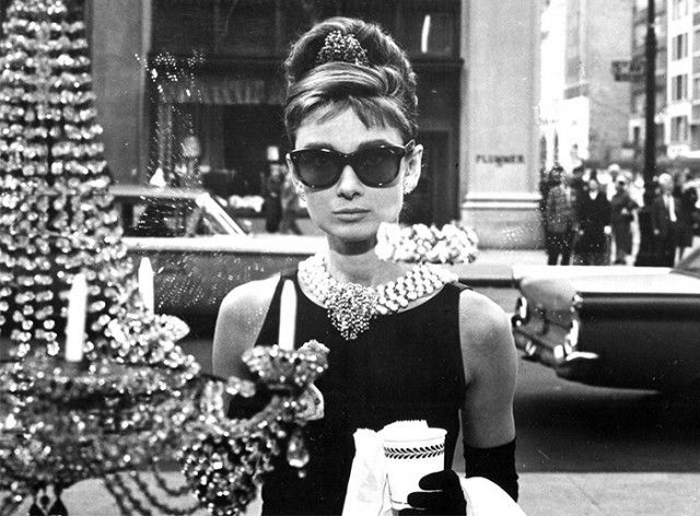 Breakfast at Tiffany's Halloween costume