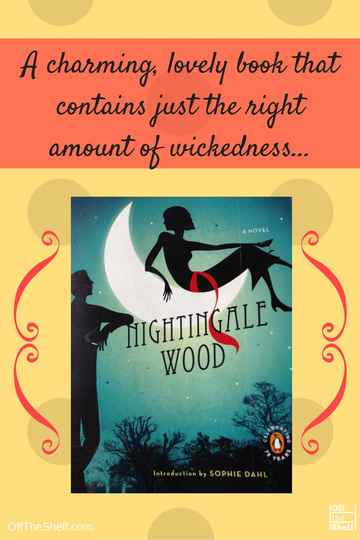 Stella Gibbons is a national treasure! #bookreview #bookrecommendation #stellagibbons #nightingalewood #offtheshelf