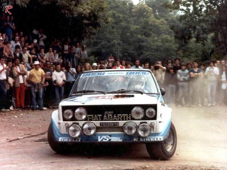 Fiat 131 abarth Delta S4