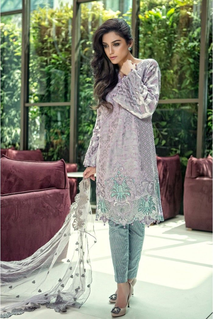 Maria.B Latest Eid Lawn Collection 2016 With Prices | BestStylo.com