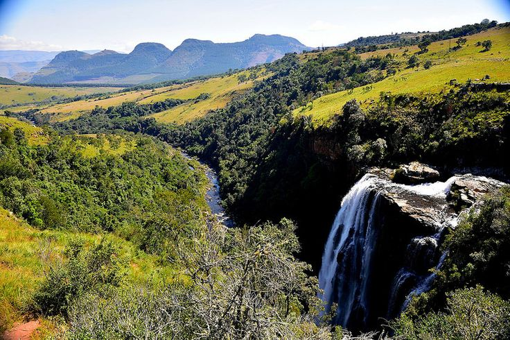 Lisbon Falls, Mpumalanga, South Africa | by South African Tourism