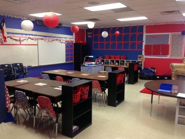 Classroom Jungle Ideas ~ Looping into third grade texas rangers baseball