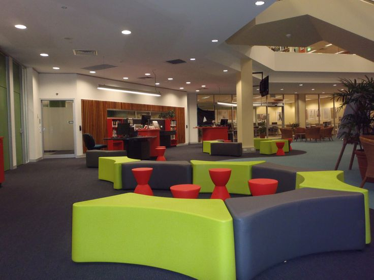 Library Refit - James Cook University, Cairns