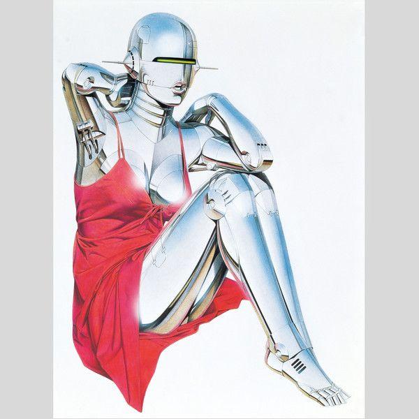 Sexy robot porn