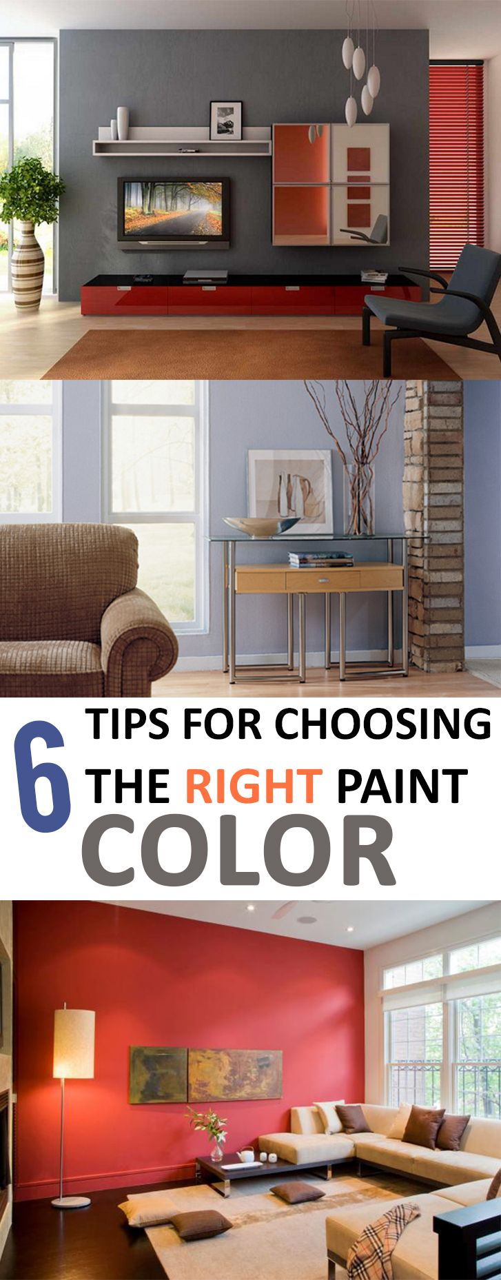 Choosing paint can seem like a daunting task, but not with these amazing tips!
