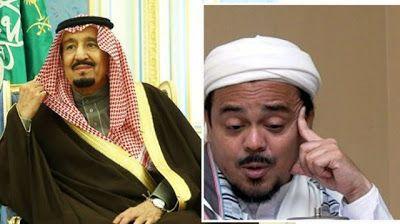 Soal Pertemuan Raja Salman dan Habib Rizieq Syihab Ini Keterangan Terbaru Pengacara GNPF MUI