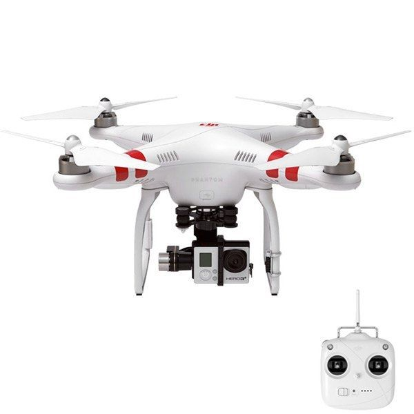 893.00$  Buy now - http://alihvr.worldwells.pw/go.php?t=32546110791 - Free shipping DJI Phantom 2 Drone 100% Original GPS 2.4G RTF RC Quadcopter with Zenmuse H3-3D 3 Axis Gimbal rc helicopter