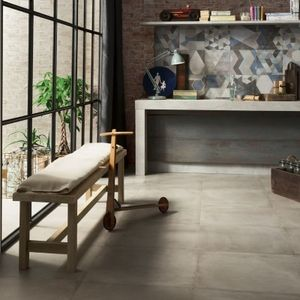 This Porcelain Tile Collection By Cesar One Is Inspired By The  Terracotta Cement Look,. Tile FlooringTile DesignKitchen ...