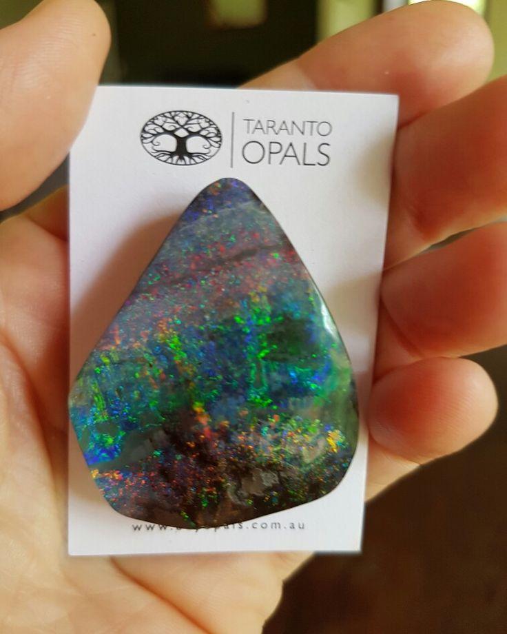 boulder opal 119.9ct.
