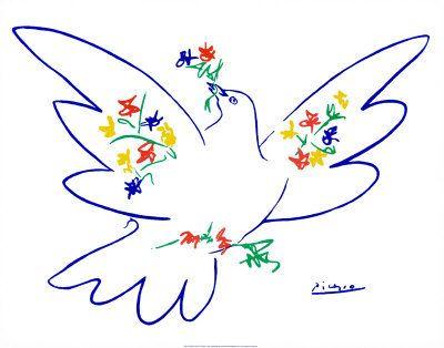 :)Tattoo Ideas, Picasso Dove, Peace Dove, Inspiration, Picasso Peace, Google Search, Art Prints, Pablo Picasso