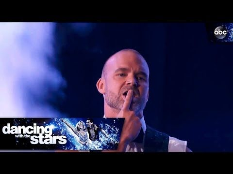 David Ross' Magic Mike Dance — Fearless On 'DWTS' This Season - Hollywood Life