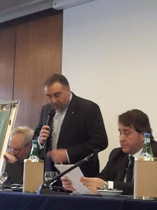 Il nuovo Presidente ADA Alessandro D'Andrea