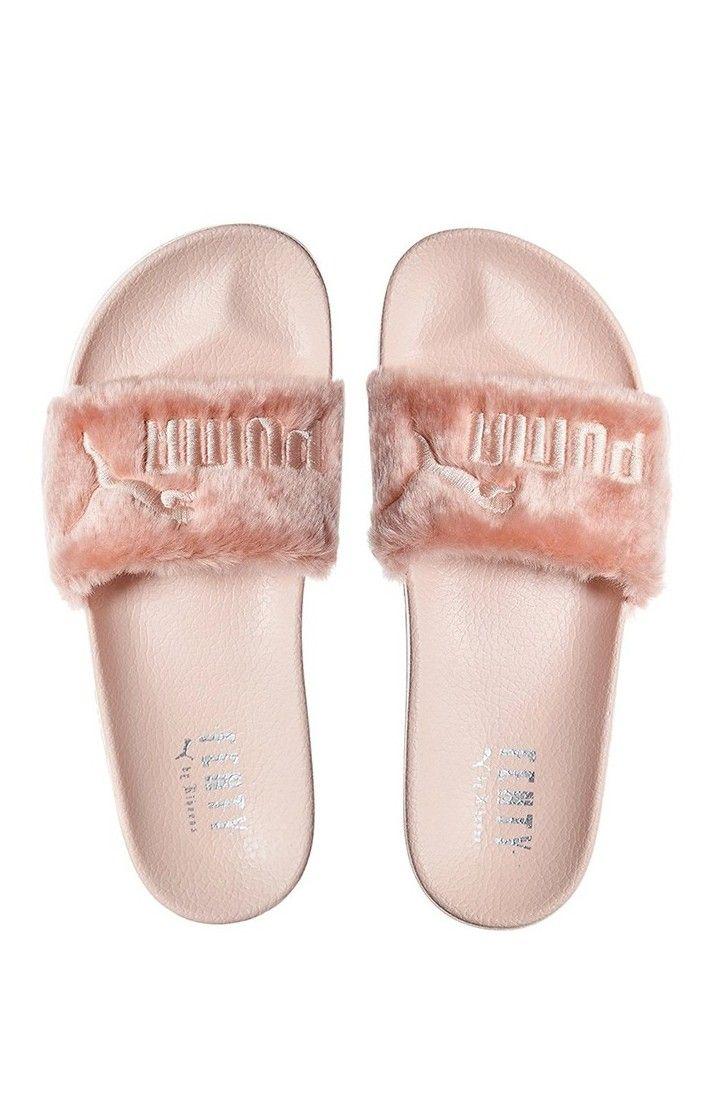 Puma X Rihanna Fenty Leadcat Slippers Sandals Flip-flops Women's…