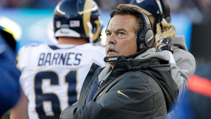 Reality show on Rams season shows players took blame for Jeff Fisher's firing