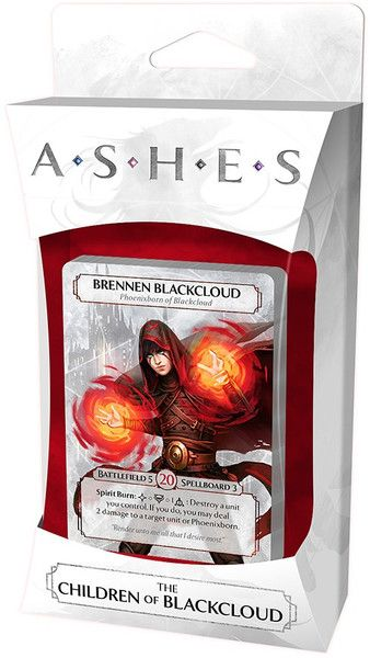 Ashes: Rise of the Phoenixborn – The Children of Blackcloud - Q2 2016