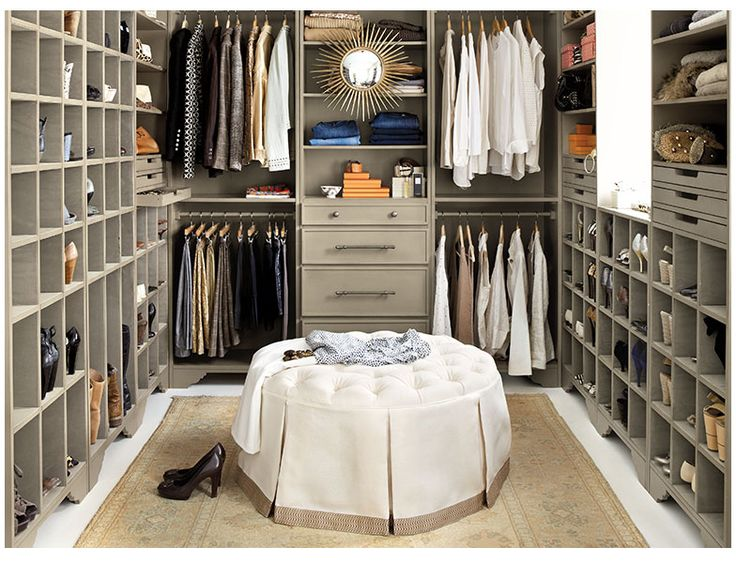 Wow. Just. Wow. Sarah Bedroom Closet  |  Ballard Designs