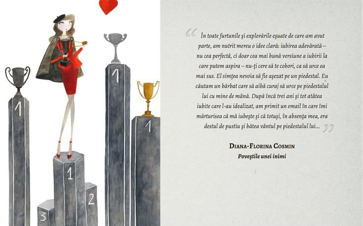Love. Stories of a Heart.  www.povestileuneiinimi.ro