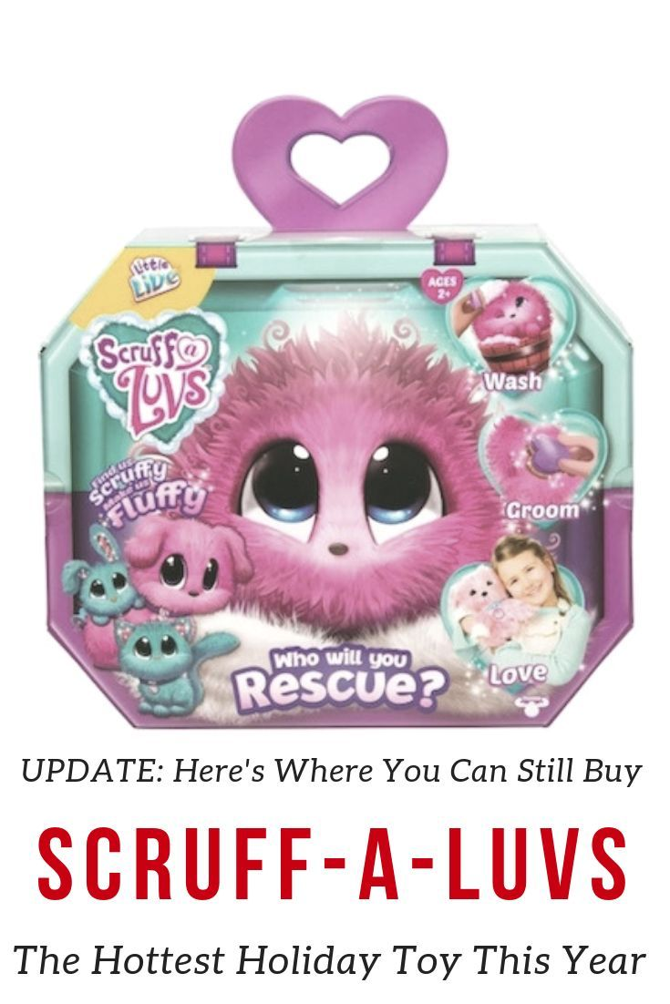 eed2ee4927c Scruff-A-Luvs--The Hottest Holiday Toy This Year--Are Still In Stock ...