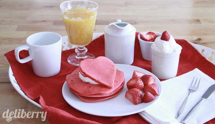 Desayuno de San Valentín