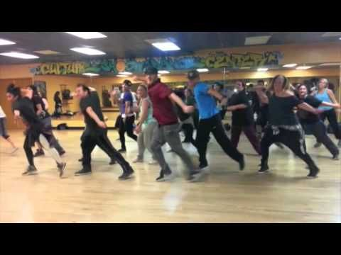 "Chris Urteaga (too) Hip Hop ""Happy"" by Pharrell Williams Official Choreography (but good for ideas)"
