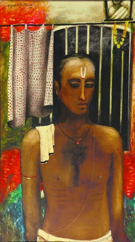 Anjolie Ila Menon kerala born painter
