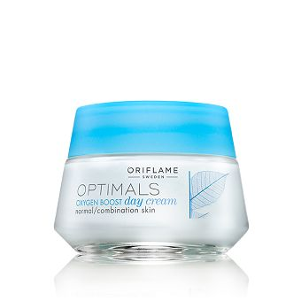 Optimals Oxygen Boost Day Cream Normal/Combination Skin - Optimals Oxygen Boost normal/combination skin - Skin Care - Shop for Oriflame Sweden - Oriflame cosmetics –UK & ROI - Oriflame Optimals Oxygen Boost Day Cream Normal/Combination Skin