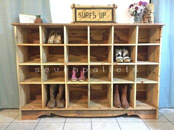 Best 25+ Wood Shoe Rack Ideas On Pinterest