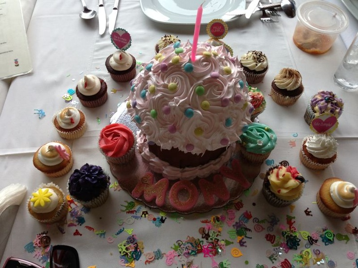 cupcake party <3