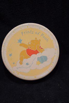 Prints of Winnie the Pooh Disney baby handprint kit NEW - http://baby.goshoppins.com/announcements-keepsakes/prints-of-winnie-the-pooh-disney-baby-handprint-kit-new/